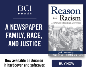 BCI Press Reason for Racism banner